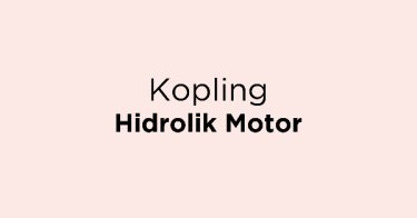 Kopling Hidrolik Motor