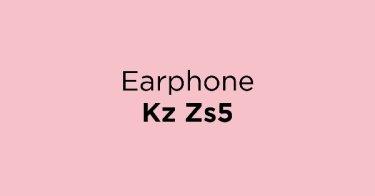 Earphone Kz Zs5
