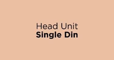 Head Unit Single Din