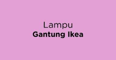 Lampu Gantung Ikea