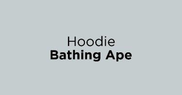 Hoodie Bathing Ape