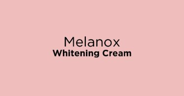 Melanox Whitening Cream