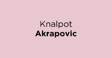 Knalpot Akrapovic