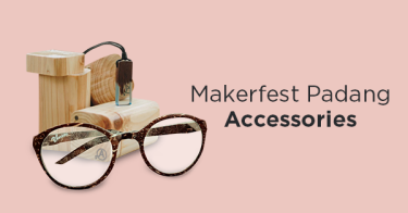 Makerfest Padang Accessories