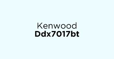 Kenwood Ddx7017bt