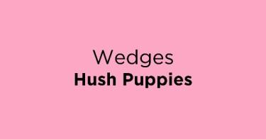 Wedges Hush Puppies
