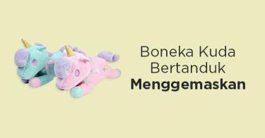 Jual Boneka Unicorn dengan Harga Terbaik dan Terlengkap
