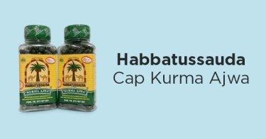 Habbatussauda Cap Kurma Ajwa