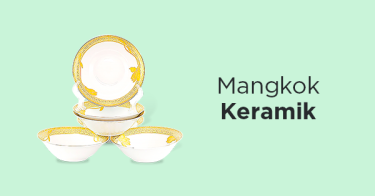 Mangkok Keramik Kabupaten Bogor