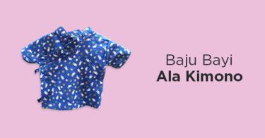 Baju Kimono Bayi