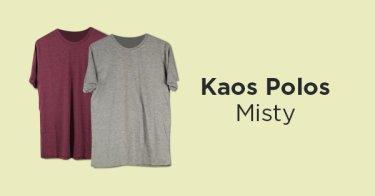 Kaos Polos Misty Aceh