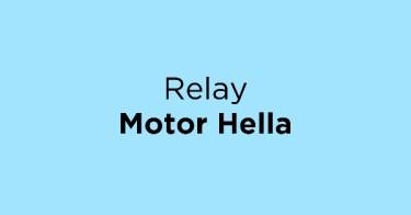 Relay Motor Hella