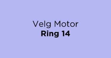 Velg Motor Ring 14