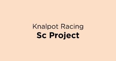 Knalpot Racing Sc Project