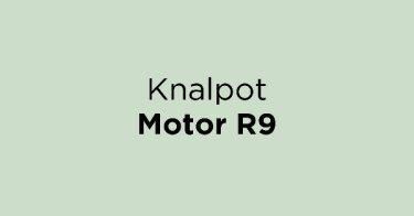 Knalpot Motor R9