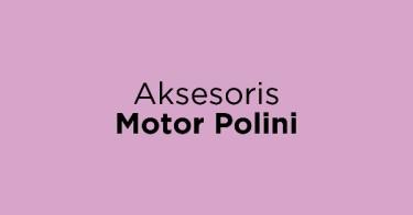 Aksesoris Motor Polini