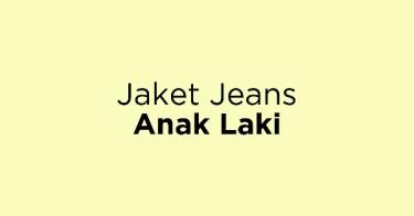 Jaket Jeans Anak Laki