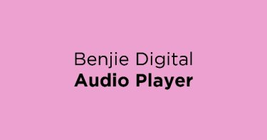 Benjie Digital Audio Player