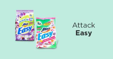 Attack Easy Depok