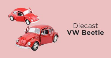 Diecast VW Beetle Depok