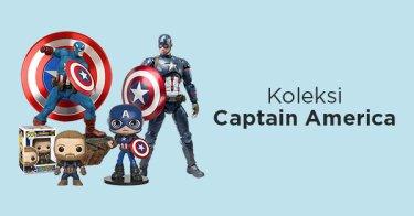 Koleksi Captain America DKI Jakarta