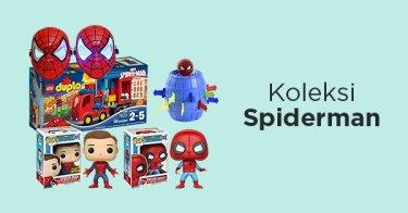Koleksi Spiderman