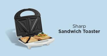 Sharp Sandwich Toaster
