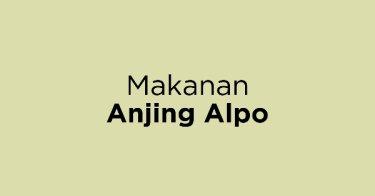 Makanan Anjing Alpo