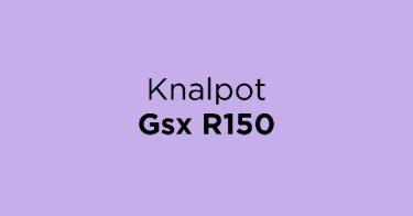 Knalpot Gsx R150