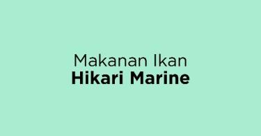 Makanan Ikan Hikari Marine