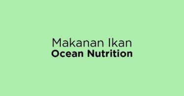 Jual Makanan Ikan Ocean Nutrition dengan Harga Terbaik dan Terlengkap
