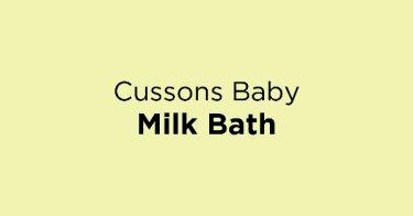 Cussons Baby Milk Bath