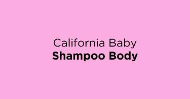 California Baby Shampoo Body