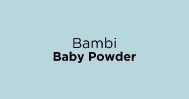 Bambi Baby Powder