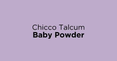 Chicco Talcum Baby Powder