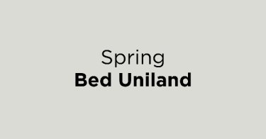 Spring Bed Uniland