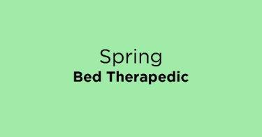 Spring Bed Therapedic