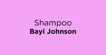 Shampoo Bayi Johnson