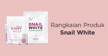 Snail White Jawa Barat