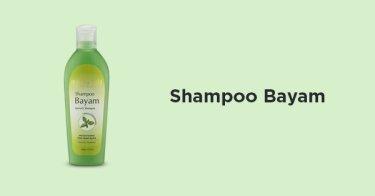 Shampoo Bayam Banten