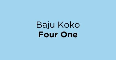 Baju Koko Four One