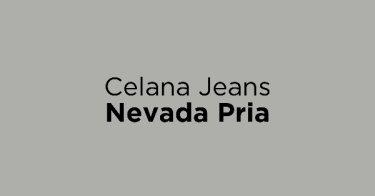 Celana Jeans Nevada Pria