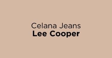 Celana Jeans Lee Cooper