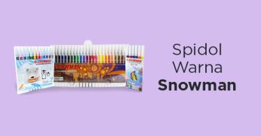 Spidol Snowman Kecil