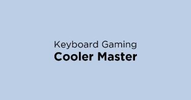 Keyboard Gaming Cooler Master
