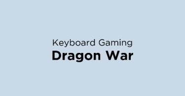 Keyboard Gaming Dragon War
