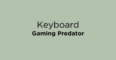 Keyboard Gaming Predator DKI Jakarta