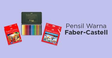 Pensil Warna Faber-Castell Bogor