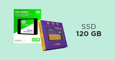 SSD 120 GB Banten