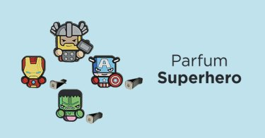 Parfum Mobil Superhero Bekasi